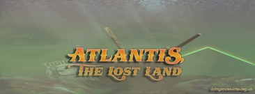 Atlantis, the Lost Land